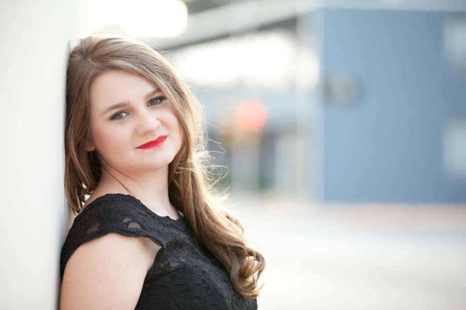 Midland teen Gillian Fisher is to perform Friday at Midland College. Fisher is preparing to leave for Interlochen Center of the Arts in Michigan. Photo: Courtesy Photo