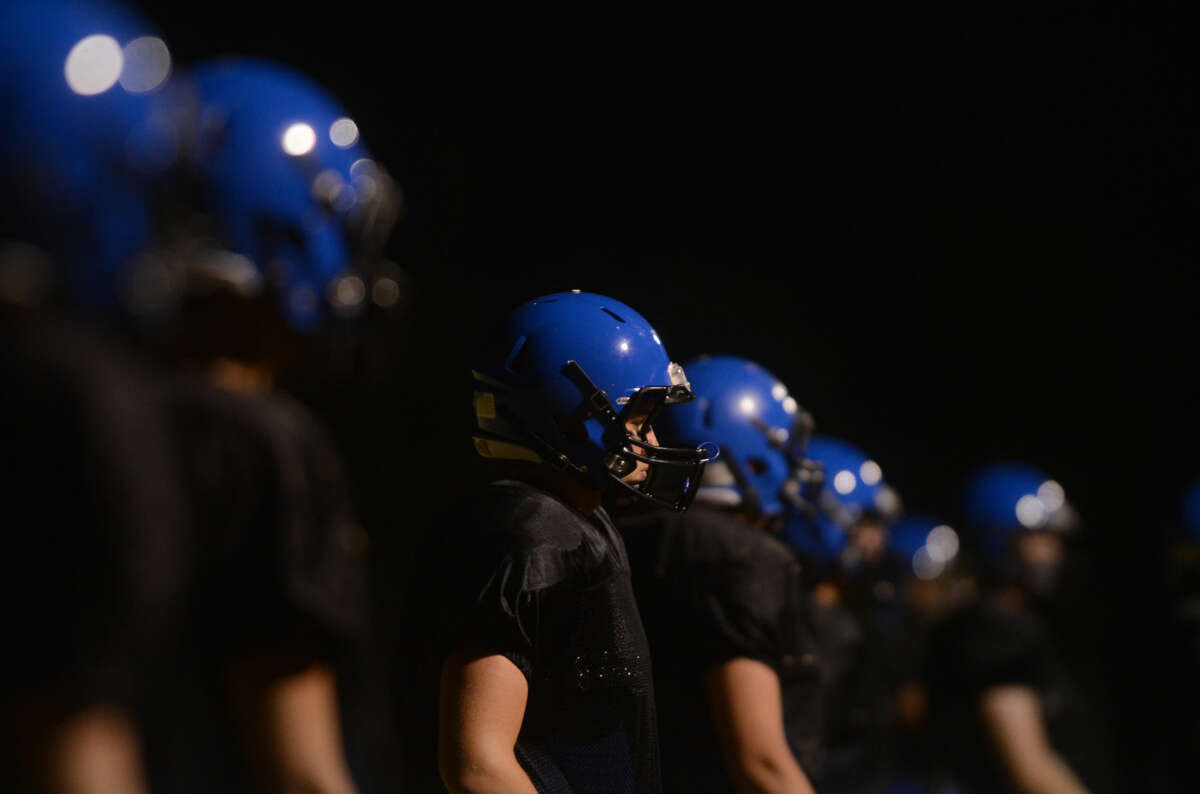 Trinity Midnight Madness practice early this fall. James Durbin/Reporter-Telegram