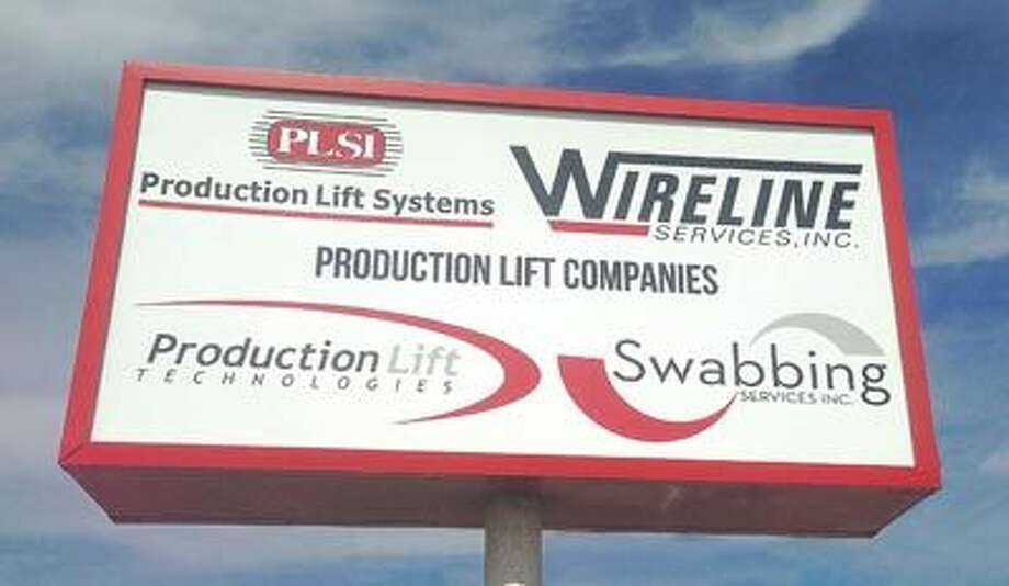 For reliable production solutions call on the Production Lift Companies. at 432-699-1200 or 1-800-594-3887.