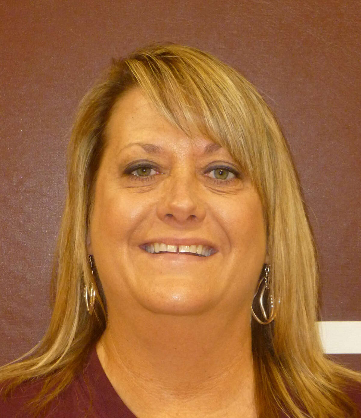 2014 Lee volleybal - Coach Daphne Rhoads