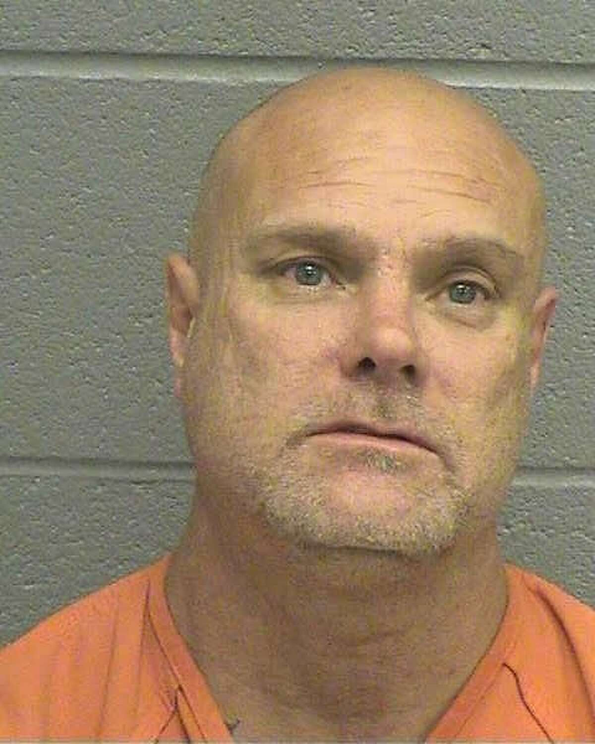 William Donald Bzdon, 48, was charged Oct.8 with a third-degree felony of assaulting a family or household member by impeding breathing. He was being held Oct.9 night on a $50,000 bond. Bzdon wasarrested after allegedly choking a woman and throwing a knife in her direction, according to court documents.