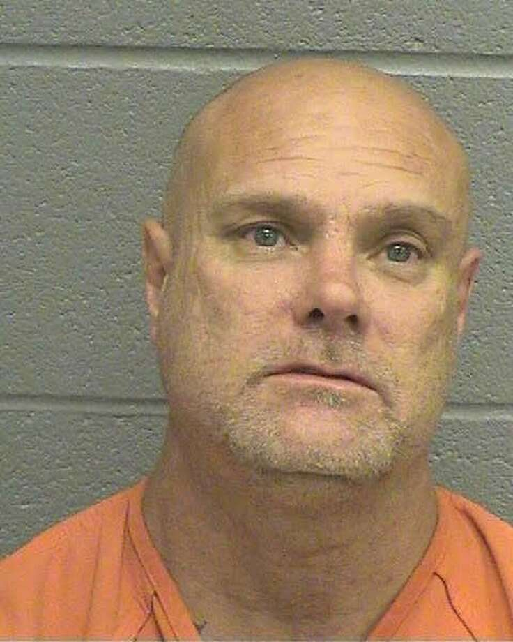 William Donald Bzdon, 48, was charged Oct.8 with a third-degree felony of assaulting a family or household member by impeding breathing. He was being held Oct.9 night on a $50,000 bond.Bzdon wasarrested after allegedly choking a woman and throwing a knife in her direction, according to court documents.