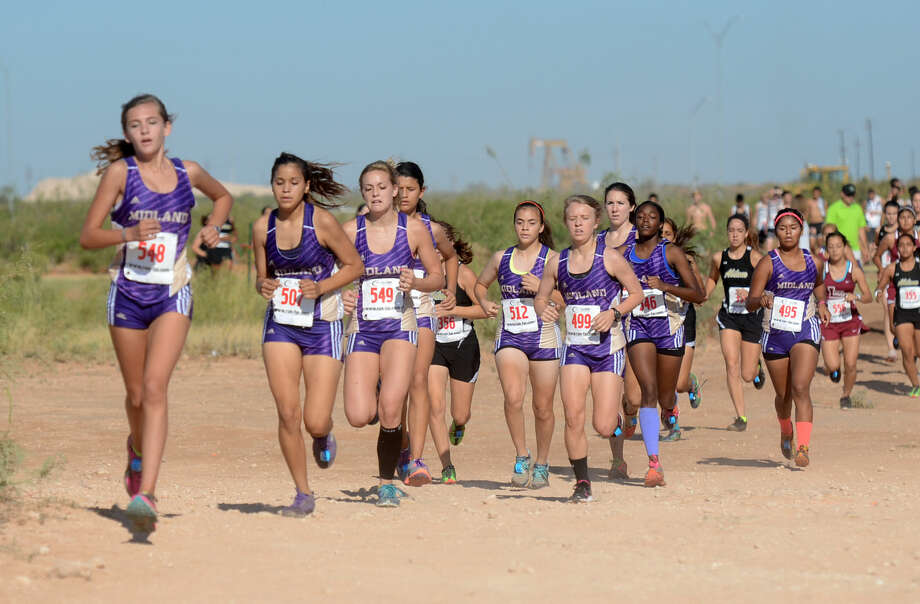 Tall City Cross Country Meet on Saturday at Beal Park. James Durbin/Reporter-Telegram Photo: James Durbin