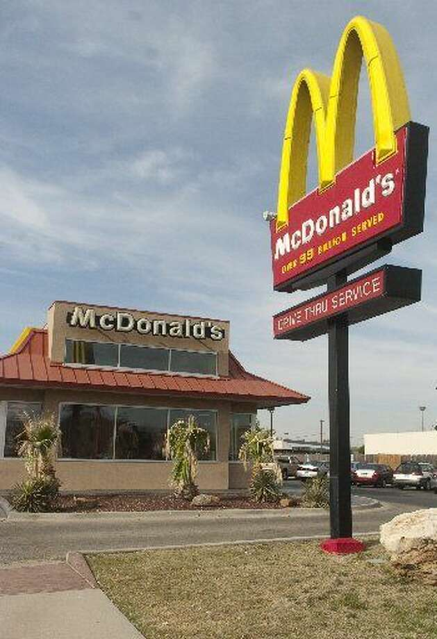 A good-grades incentive program offered by a local McDonald's franchise has gone viral. Photo:  File Photo