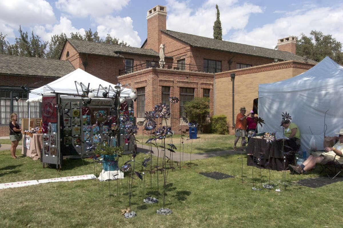 Septemberfest at Museum of the Southwest on Saturday. James Durbin/Reporter-Telegram