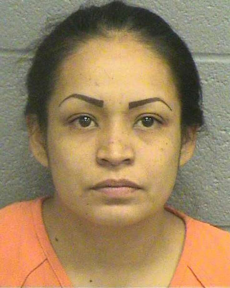 Delfina Piedra, 25, was arrested on a first-degree felony of aggravated assault of a date/family/house member after Oct. 20 for allegedly attacking a man with a knife. Her bond had been set as of Oct. 21.
