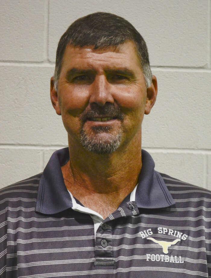 Coach Phillip Ritchey Tim Fischer\Reporter-Telegram Photo: Tim Fischer
