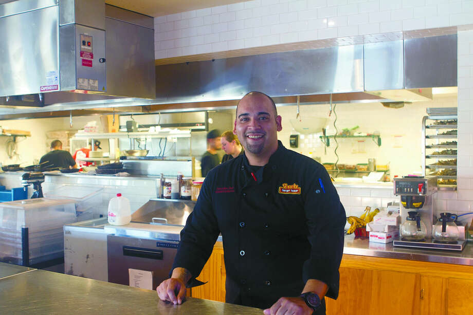 Chef Gabe Gutierrez of Basin Burger House will serve up more than burgers at Taste of the Permian Basin. Photo:  Midland Reporter-Telegram