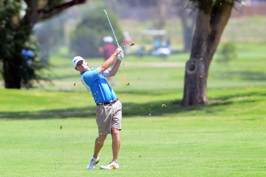 Terence Begnel, seen here at Ranchland Hills Golf Club last year, won the Texas Mid-Amateur championship in a four-hole playoff on Sunday at Horseshoe Bay. Begnel earned a spot in next year's Texas Amateur in Dallas.MRT File Photo Photo: JAMES DURBIN
