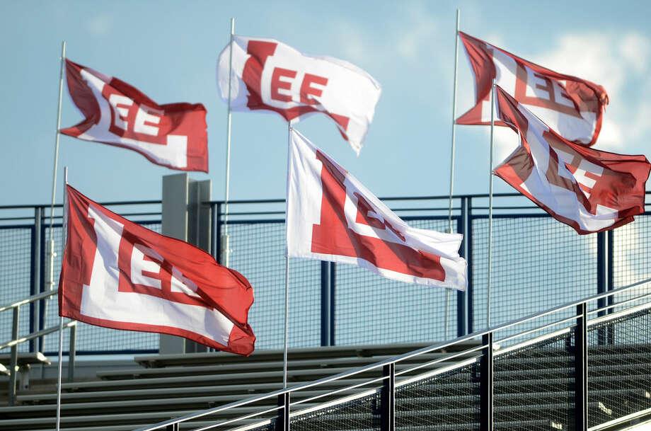 Lee against Keller on Thursday at Grande Communications Stadium. James Durbin/Reporter-Telegram Photo: James Durbin