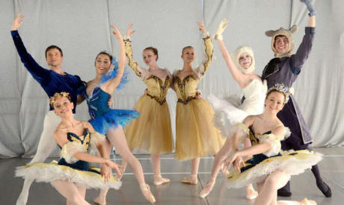 Midland Festival Ballet's