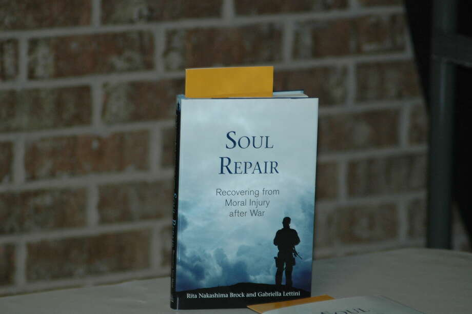 """Soul Repair: Recovering from Moral Injury After War"" was co-written by Rita Brock, founding co-director of TCU's Soul Repair Center. Photo:  Courtesy Photo"