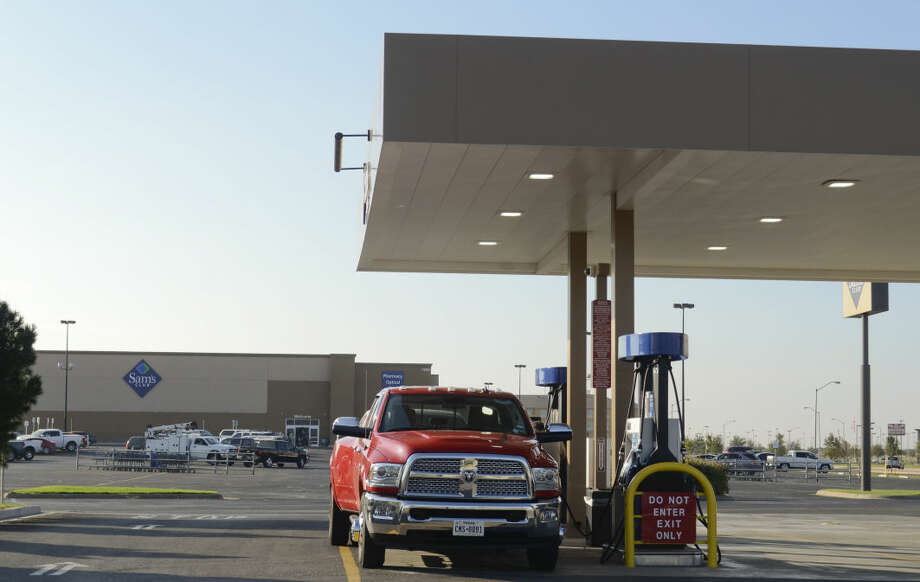 Sam's Club renovations including new gas island. Tim Fischer\Reporter-Telegram Photo: Tim Fischer
