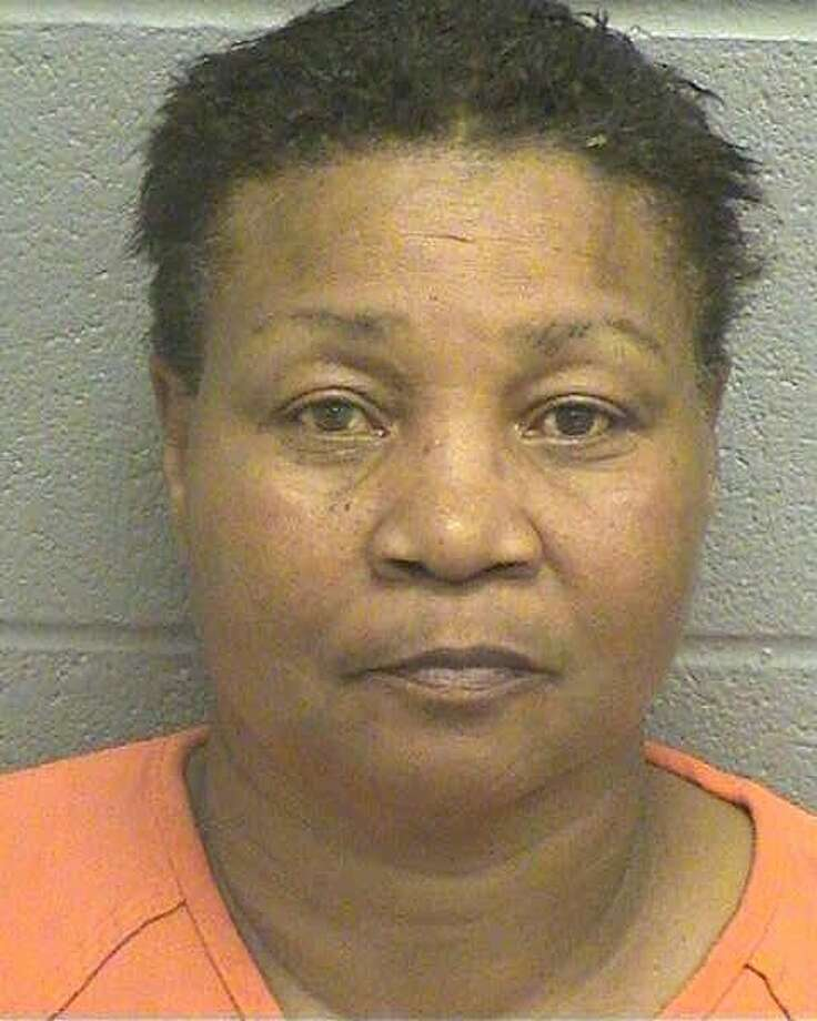 Belinda Williams,55, was arrested Nov. 23 after allegedly choking a family member and hitting her with a hammer.Williams was being held Nov. 25 on a $10,000 bond for a first-degree felony charge of aggravated assault of a family member with a weapon, and a third-degree charge of assault of a family member by impeding breath, according to court documents.