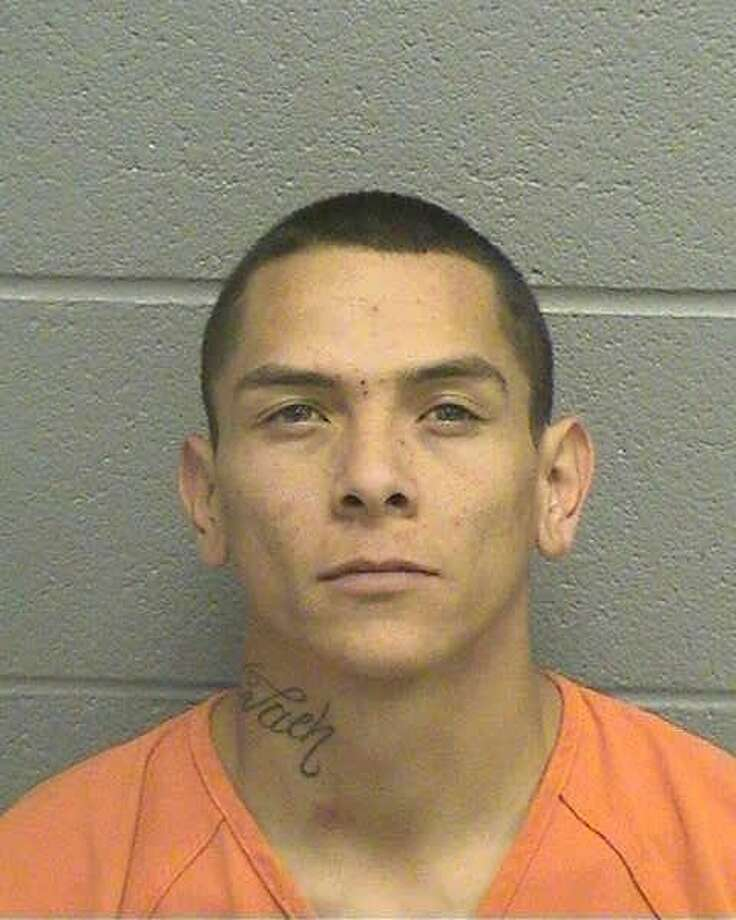 Alexander Vasquez, 26 was arrested Nov. 19 for allegedly beating a small dog, according to police records.Vasquez was being held Nov. 23 on a $10,000 bond for the state-degree felony charge of cruelty to non-livestock animals.