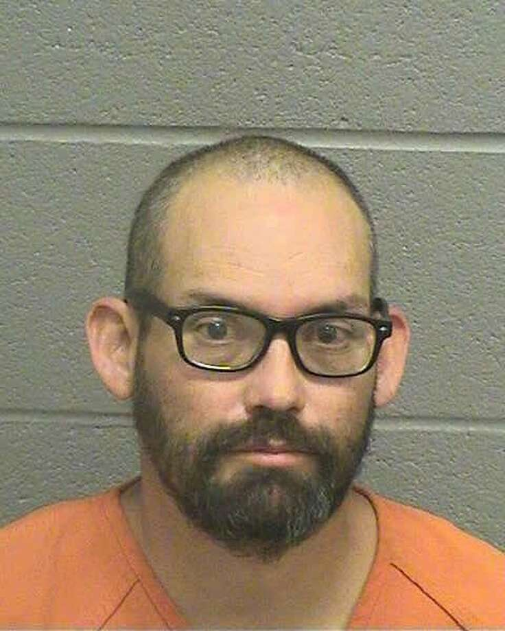 Vincent Perez,37, was arrested Nov. 24 after allegedly threatening a house member and her cat with a skinning knife.Perez was being held Nov. 25 on a $25,000 bond for a first-degree felony charge of aggravated assault of a house member with a weapon, according to court documents.
