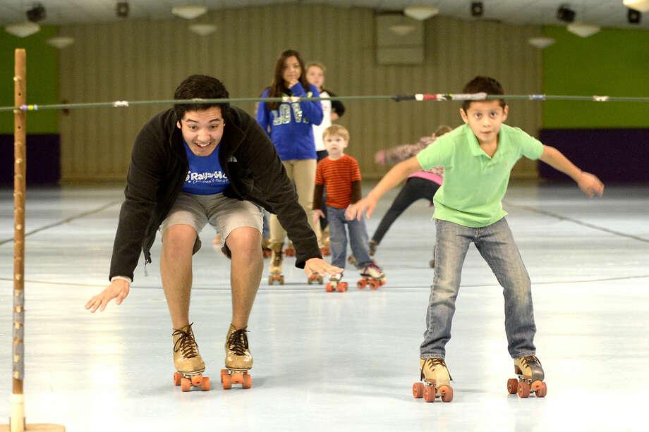 Fundraiser event for Rays of Hope Children's Grief Center at KC's Nutty Roller on Wednesday, Dec, 2, 2015. James Durbin/Reporter-Telegram Photo: James Durbin