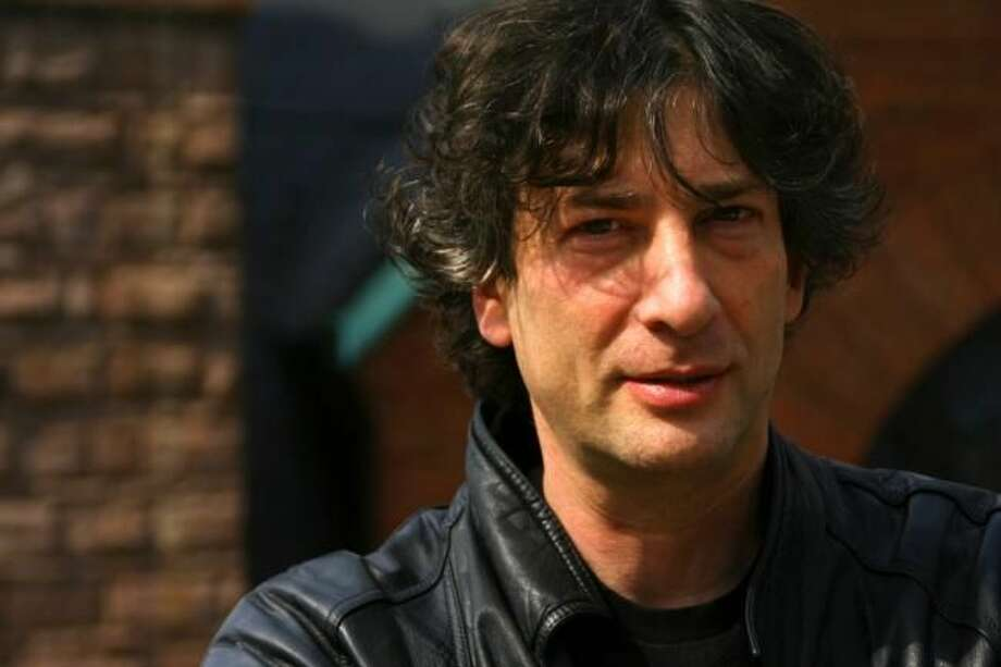 Neil Gaiman will appear at the Wagner Noel on May 20, 2015.