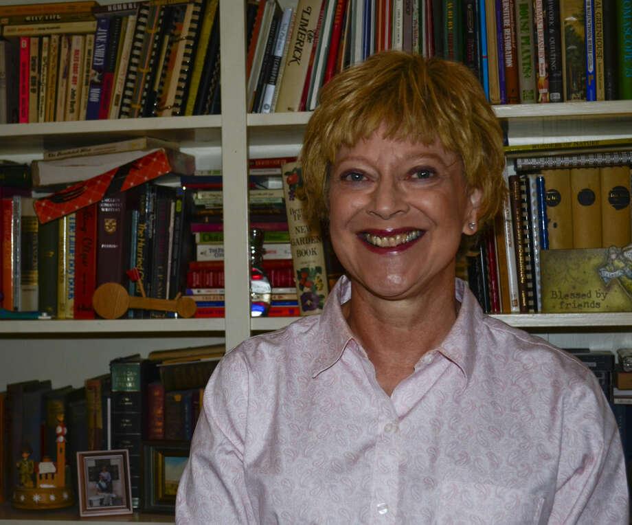 Nancy Betts, honored for Outstanding Fundraising Professional. Tim Fischer\Reporter-Telegram Photo: Tim Fischer