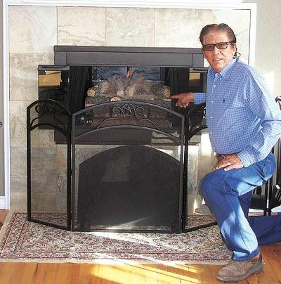 Bill's Fireplace Center owner Bill Rodriguez has added Fyre Gems to the fireplace products he sells and installs. Call Bill at 682-5157.