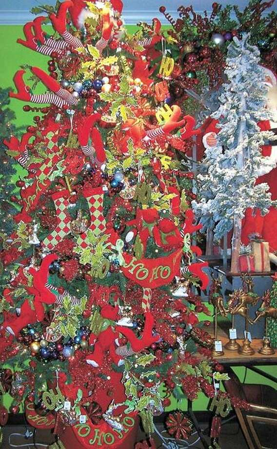 It's beginning to look a lot like Christmas at Flowerland's open house! It's this Saturday, November 1, from 10 a.m. to 7 p.m., with door prizes, gifts, refreshments and the looks, sounds and aromas of the season. Flowerland is at 413 Andrews Highway.