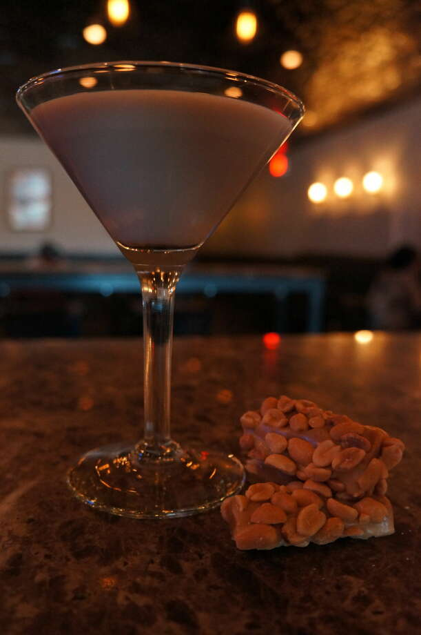 Erica Mann, Reeves, of The Blue Door, shares candy and cocktail pairings perfect for Halloween. Photo: Courtesy Photo