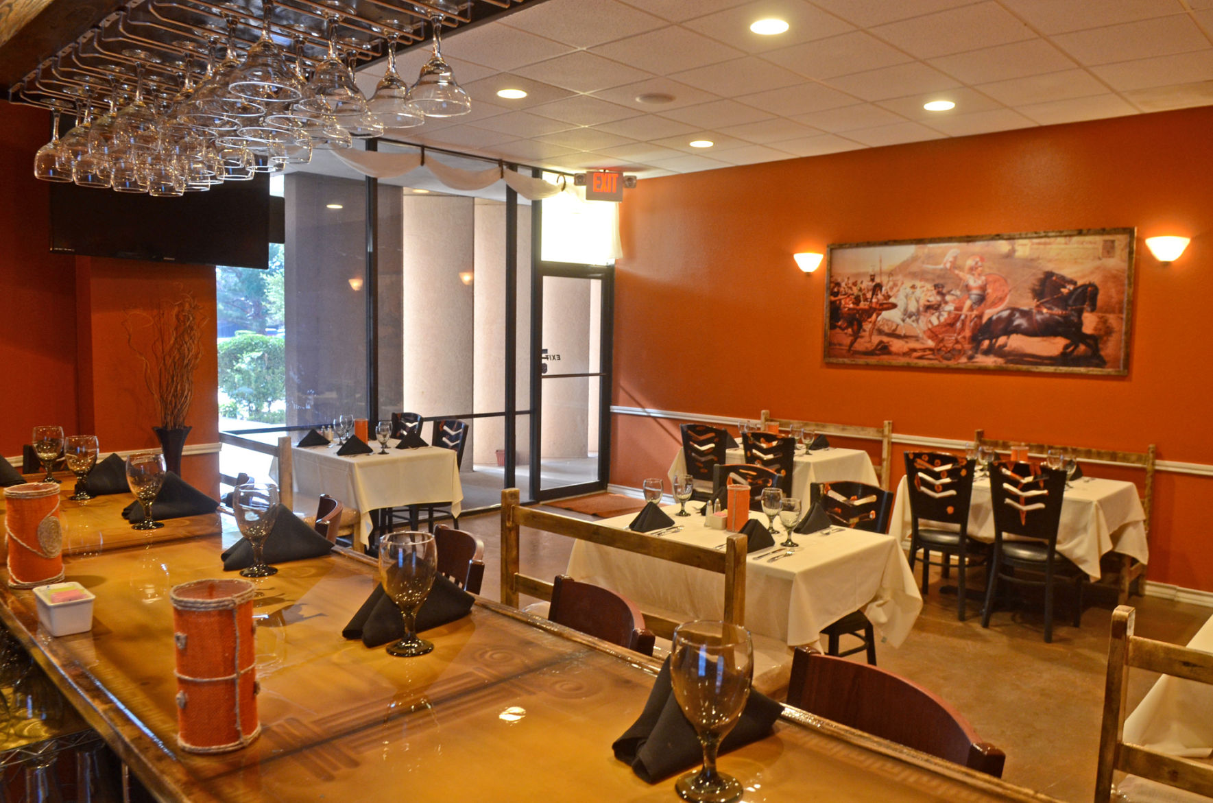Athenian Restaurant opens today in north Midland - Midland Reporter ...