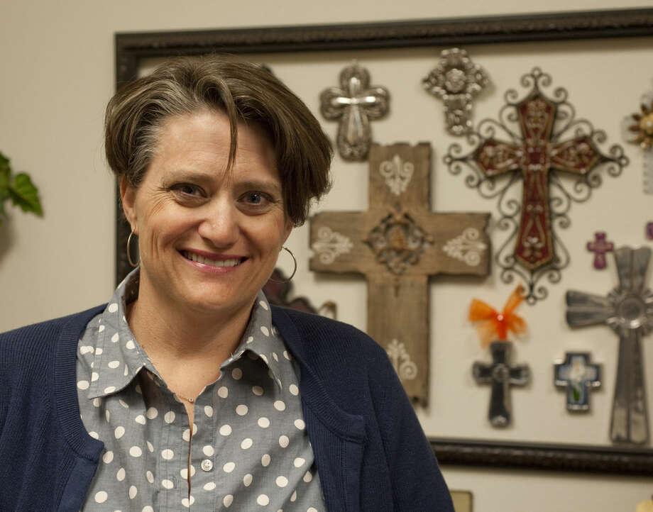 Julia Vickery, National Philanthropy Day winner. Tim Fischer\Reporter-Telegram Photo: Tim Fischer