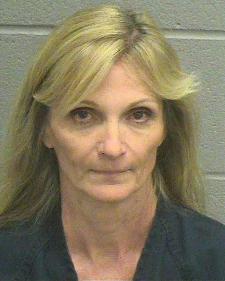 Rebecca Diane Sutter, 57, of Midland was arrested Oct. 31 on a state jail felony charge of criminal mischief between $1,500 and $20,000 at a public school.Sutter allegedly keyed a man's Corvette in retaliation for her daughter not winning homecoming queen, according to Reporter-Telegram records.If convicted, Sutter faces up to two years in prison.