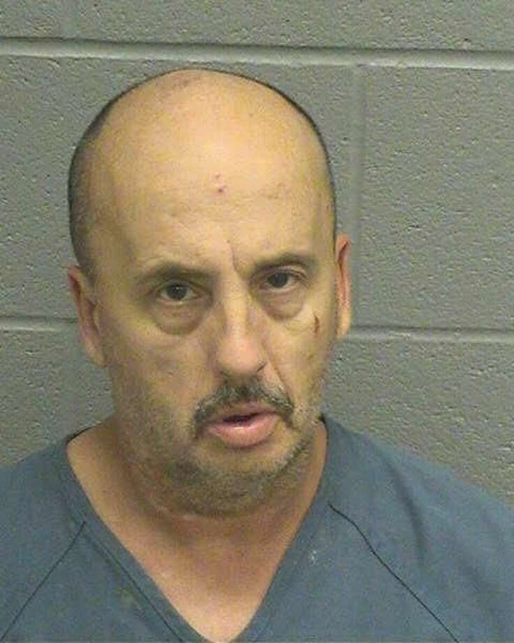 Christopher Dale Meador, 51, of Midland was arrested Nov. 3 on a third-degree felony charge of injury to an elderly individual with intent to sustain bodily injury.Meador allegedly hit a 76-year-old man after he was told to leave the man's home. He caused the man to have a cut on his arm, and abrasions on other parts of his body, according to Reporter-Telegram records.If convicted, Meador faces up to 10 years in prison.