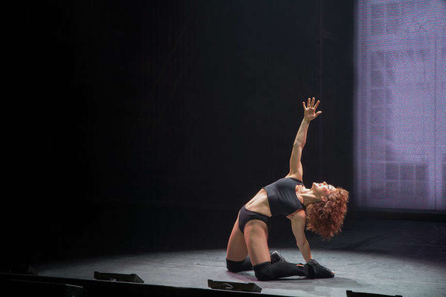 Broadway in the Basin's 2014 season was kicked off by 'Flashdance - The Musical' at the Wagner Noel. Photo: Courtesy Photo