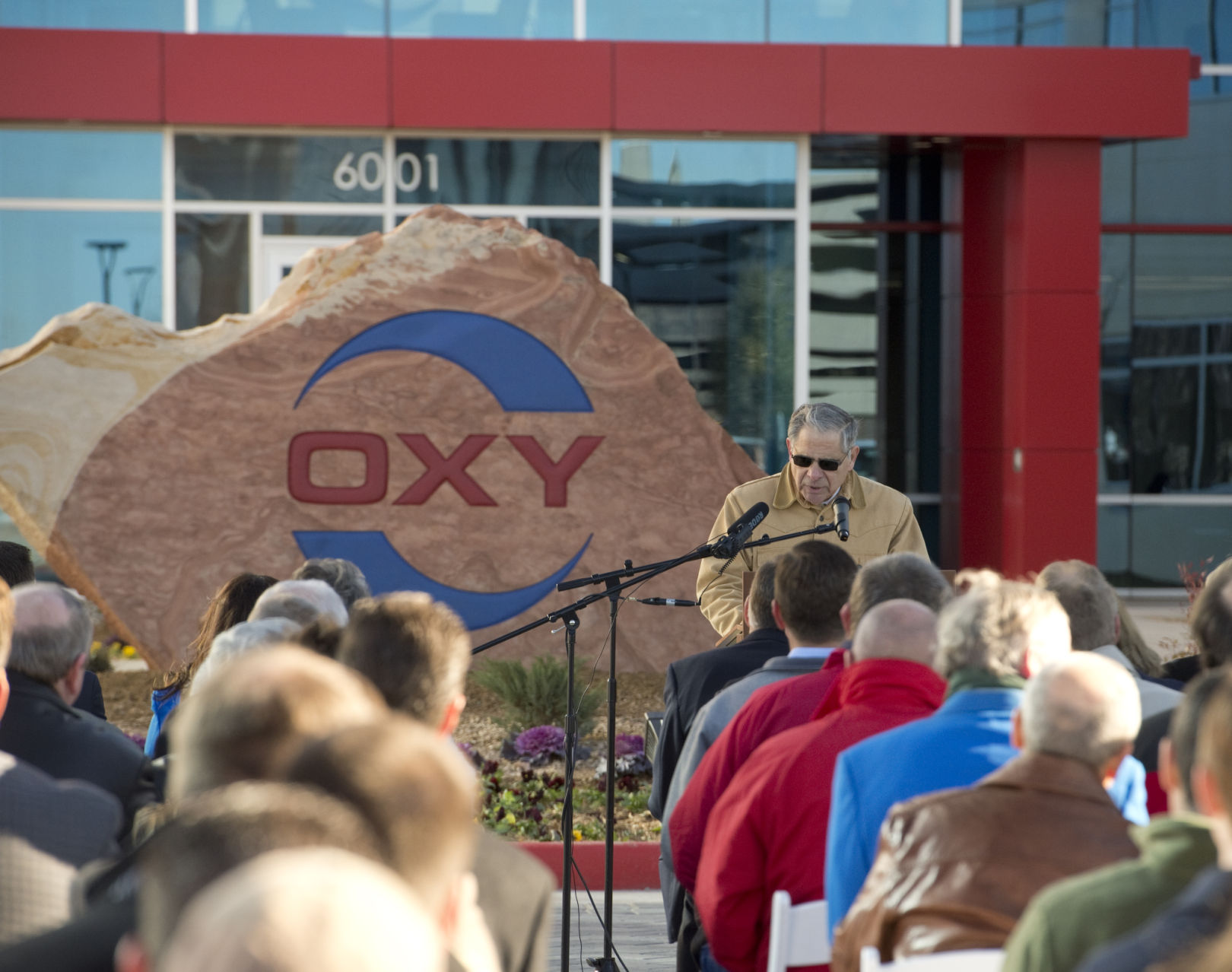 Occidental to sell Permian campus after Anadarko takeover