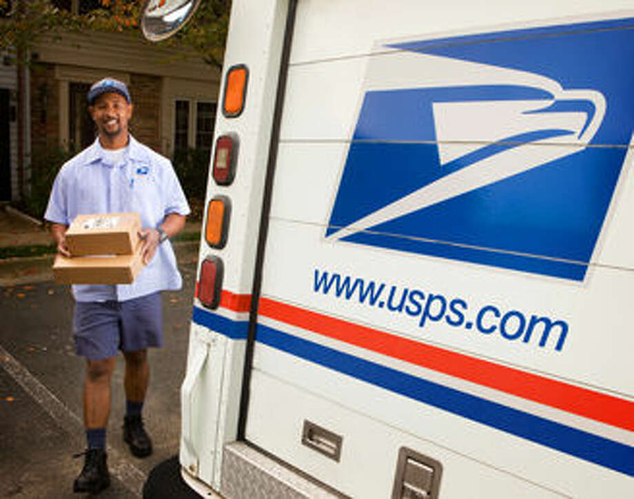 The U.S. Postal Service will deliver packages on Sundays in major cities and high volume areas during the holiday season. Photo:   USPS