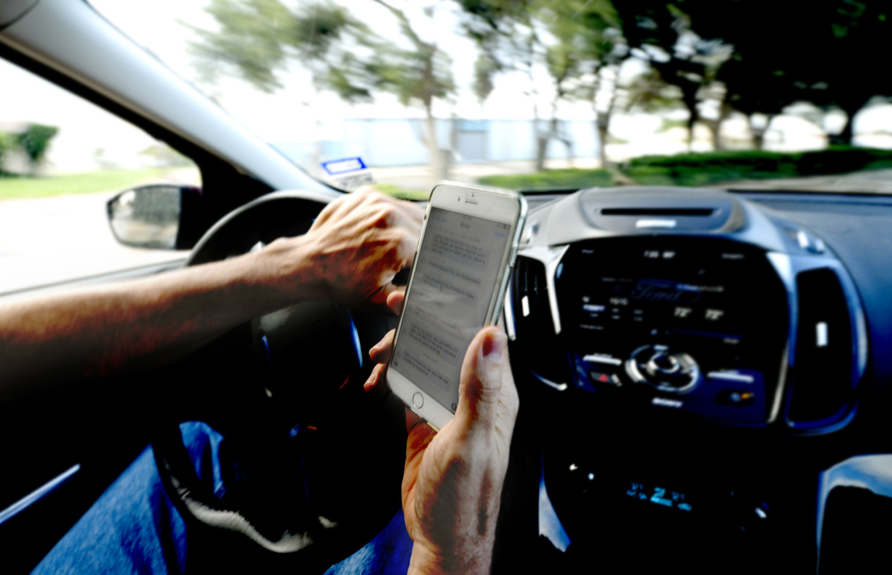 Texting while driving ban remains an uphill climb in Texas Midland