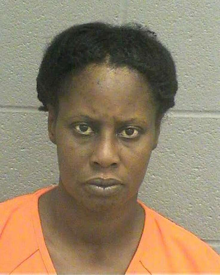 Mary Lois Jennings, 48, of Midland was arrested Nov. 8 on a second-degree felony charge of aggravated assault with a deadly weapon.Jennings allegedly cut a family member's pinkie finger during an altercation, according to Reporter-Telegram records.If convicted, Jennings faces up to 20 years in prison.