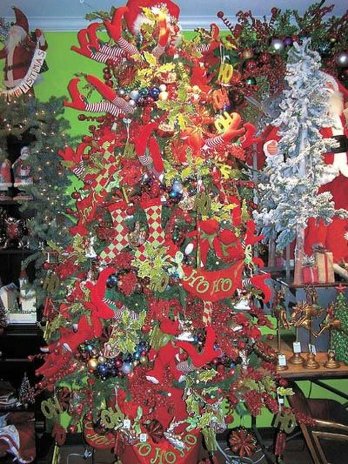 Everything you see at Flowerland's Christmas wonderland is available for you to take home and make part of your own holiday land. Flowerland is at 413 Andrews Highway in Midland.