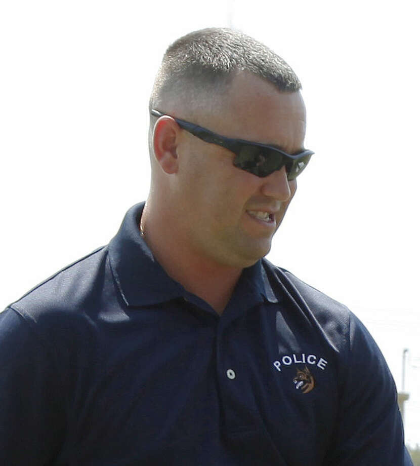 FILE PHOTO - Midland Police Department Sgt. Chad Simpson is pictured in this file photo. Chaney Mitchell/Reporter-Telegram Photo: Chaney Mitchell