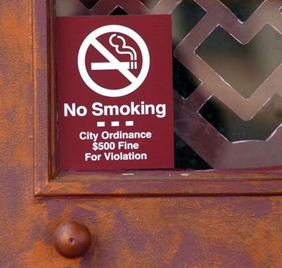 Legislature to consider ban for smoking in public areas