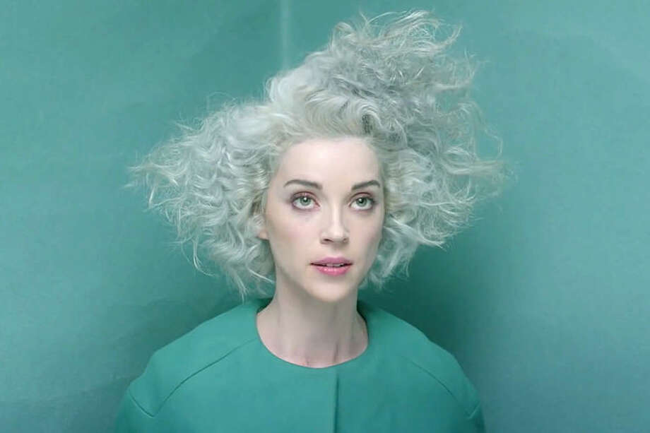 Dallas-based St. Vincent is one of the Texas artists up for a Grammy in today's nominees announcement. The Grammy Awards will air live Feb. 8 from the Staples Center in Los Angeles. Photo: Courtesy Photo