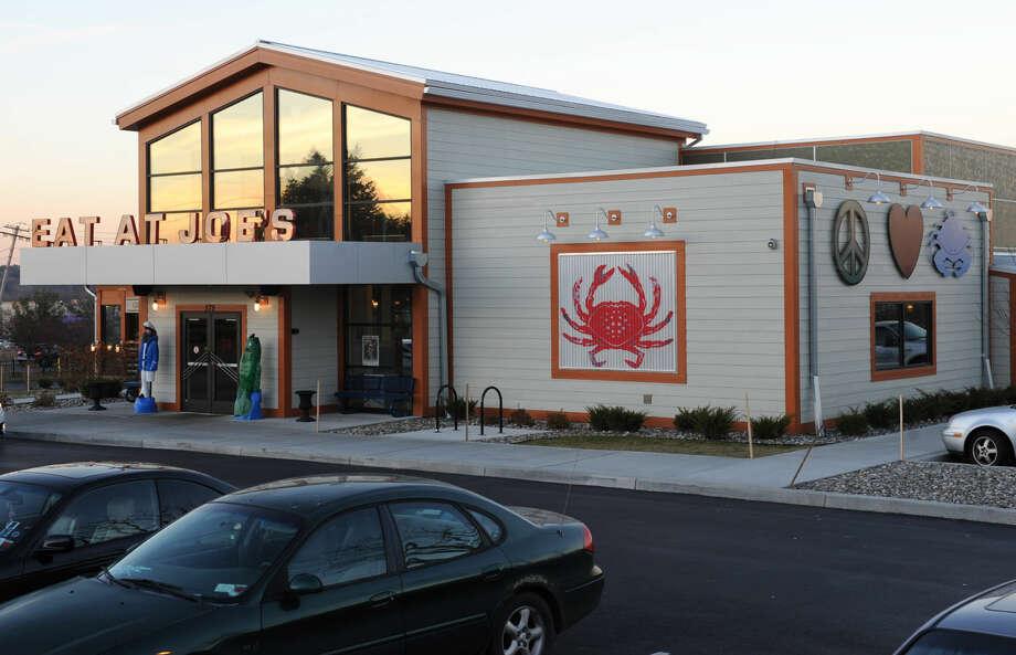 Exterior of Joe's Crab Shack Monday, Nov. 19, 2012 in Latham, N.Y. (Lori Van Buren / Times Union) Photo: Lori Van Buren