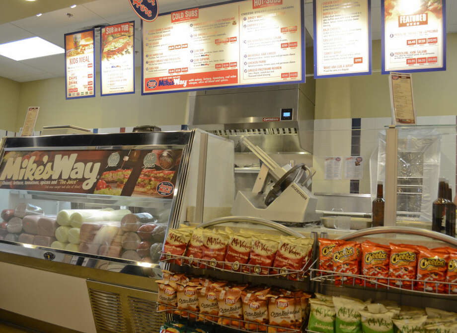 Jersey Mike's sub shop opens Wednesday. Tim Fischer\Reporter-Telegram Photo: Tim Fischer
