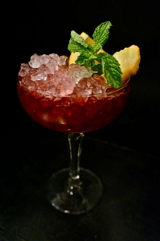 There is a category of cocktails called Cobblers, which were the most popular beverage in the United States in the late 1800s. Photo: Courtesy Photo