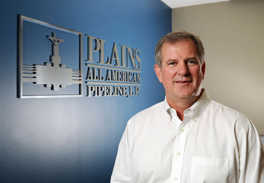 Greg Armstrong, CEO of Plains All American Pipeline, at the company headquarters Thursday Sept.25 2013. Photo: Dave Rossman
