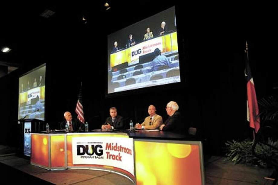 With huge production increases in the Permian Basin, midstream is also becoming an area of interest. At last year's DUG Permian Basin Conference, Hart Energy formed a midstream track that was so well received it became a separate half-day program this year. Register for the conference by going to www.dugpermian.com. Photo: Tom Fox / Tom Fox Photography