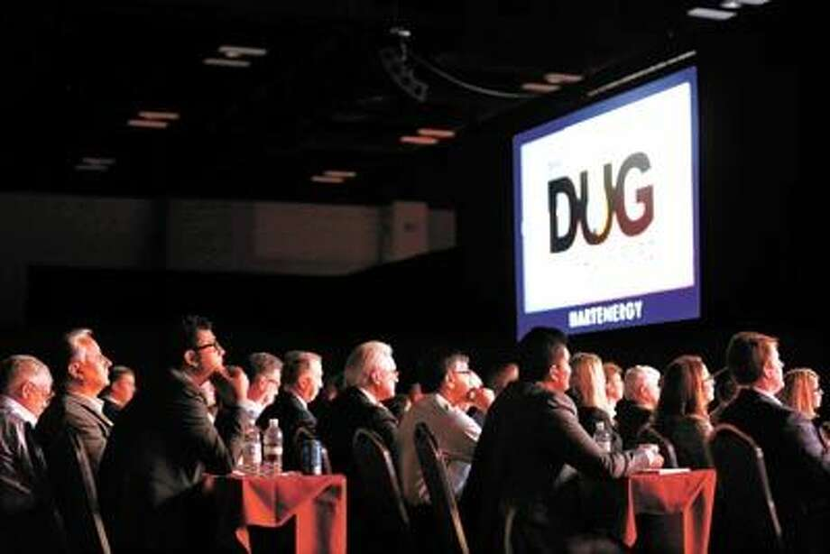 A wealth of speakers, exhibitors and networking opportunities await you at this year's DUG Eagle Ford conference. Register at dugeagleford.com. Photo: TOM FOX