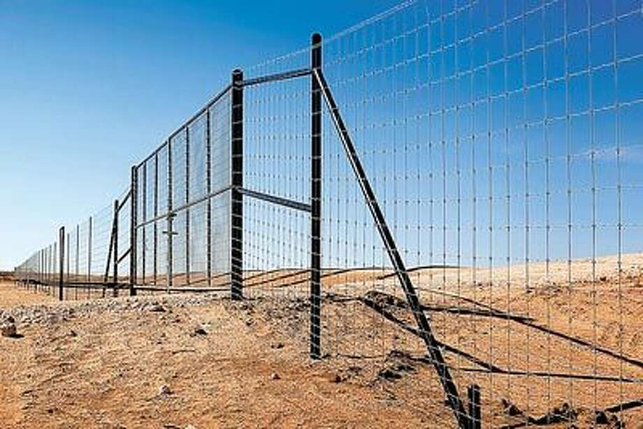 Big D's fence department can install all your oil field fencing. For more information call Gary Moore at 432-813-2110.