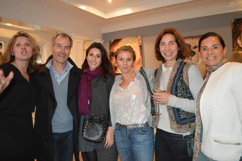 Opening night for the first annual Greenwich Art Gala for Haiti was held at a private estate in Greenwich on May 6, 2016. A collection of fine art will be on view through May 17. Proceeds from the gala will benefit the Edoyo Foundation, a NYC based non-profit organization that helps children in Haiti. Were you SEEN on opening night?