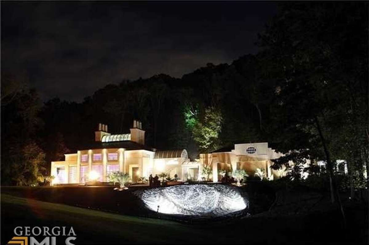 Akon's mansion, located in Sandy Springs, Georgia, just hit the market for a price of just under $2.6 million, according to Redfin.