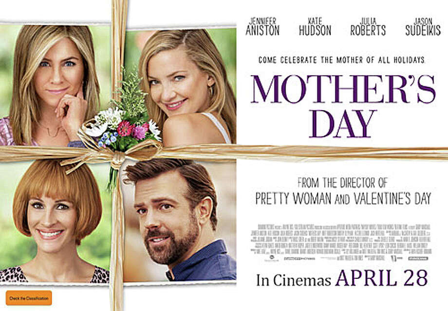 """""""Mother's Day"""" is a new holiday-themed movied directed by Gary Marshall, who directed """"Pretty Woman,"""" among other earlier hits. Photo: Contributed / Contributed Photo / Westport News"""