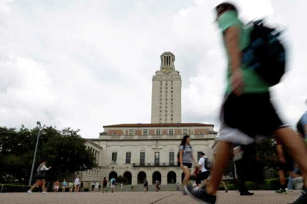 The state budget has grown by about 25 percent since 2008, but in that time spending per student at our public universities has fallen 17 percent. (AP Photo/Eric Gay)